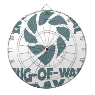International Tug-of-War Day - 19th February Dartboard