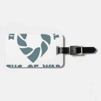 International Tug-of-War Day - 19th February Luggage Tag