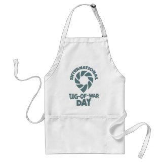 International Tug-of-War Day - 19th February Standard Apron