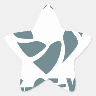 International Tug-of-War Day - 19th February Star Sticker