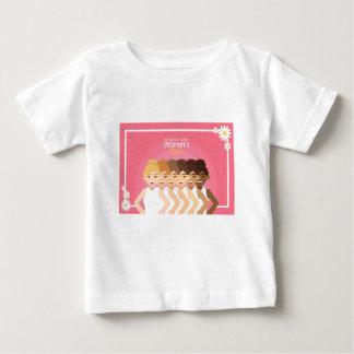 international Womens Day Baby T-Shirt