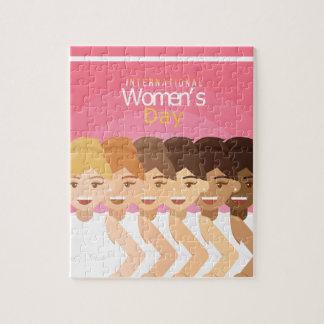 international Womens Day Jigsaw Puzzle