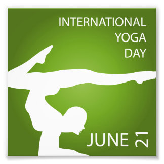 International yoga day june 21 photo