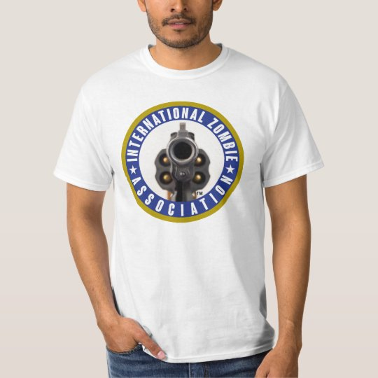 International Zombie Association T-Shirt