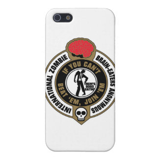 International Zombie Brain-Eaters Anonymous iPhone 5/5S Cases