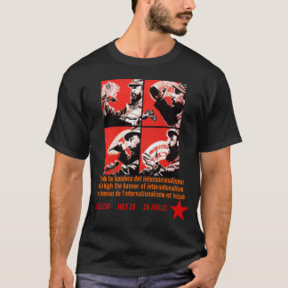 INTERNATIONALISM FIDEL T-Shirt