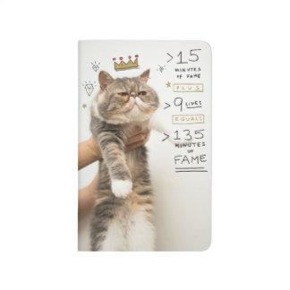 Internet Cat Celeberity Journals