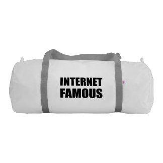 Internet Famous Gym Bag