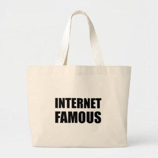 Internet Famous Large Tote Bag