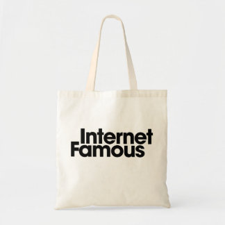Internet Famous Tote Bag