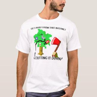 Internet Lumberjack T-Shirt