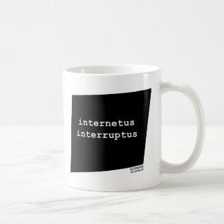 internetusinterruptus.jpg basic white mug