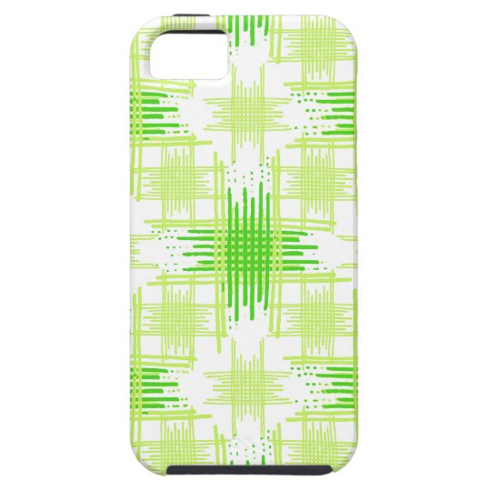 Intersecting Lines Pattern Case For The iPhone 5