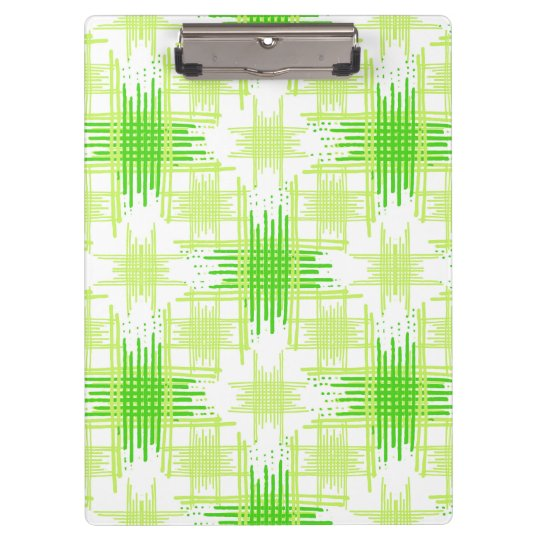 Intersecting Lines Pattern Clipboard
