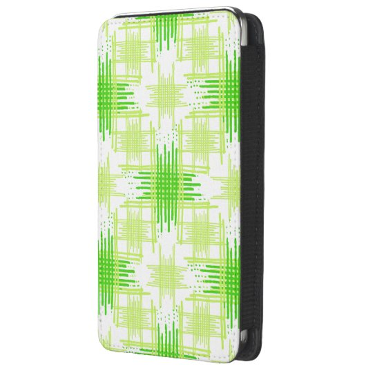 Intersecting Lines Pattern Galaxy S5 Pouch