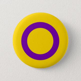 Intersex Pride Button