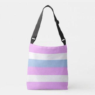 Intersex Pride Flag Crossbody Bag