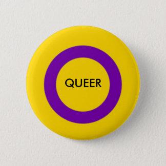 Intersex Queer Pride Button