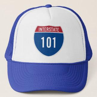 Interstate 101 Hat