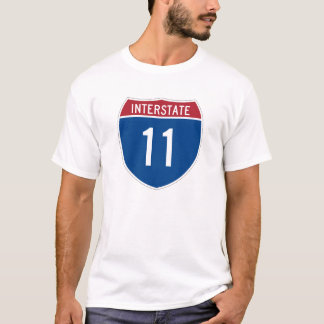 Interstate 11 T-Shirt