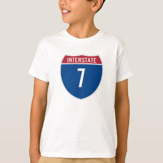 Interstate 7 T-Shirt