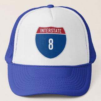 Interstate 8 Hat