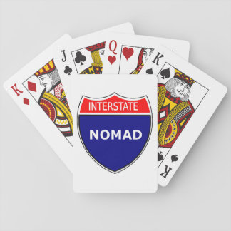 Interstate Nomad: Playing Cards
