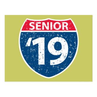 Interstate Senior '19 Postcard