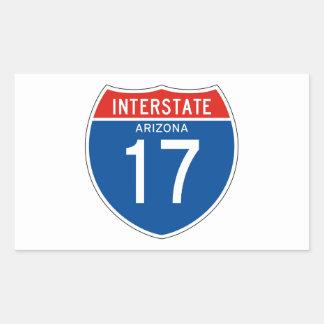 Interstate Sign 17 - Arizona