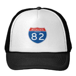 Interstate Sign 82 - Oregon Trucker Hat