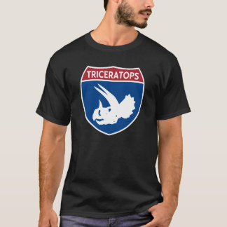 Interstate Triceratops T-Shirt