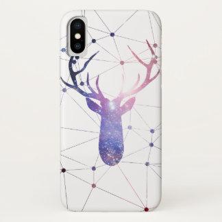 Interstellar deer iPhone x case