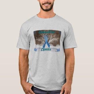 Interstitial Cystitis - Fighting, Surviving T-Shirt
