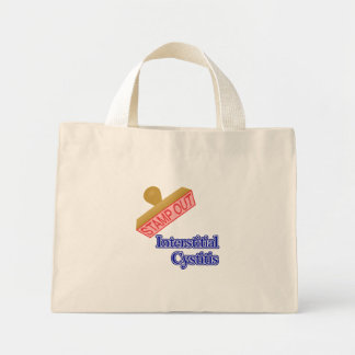 Interstitial Cystitis Mini Tote Bag