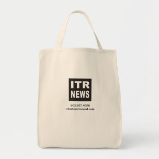 InterTown Record Grocery Bag