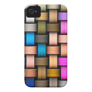 Intertwined abstract background Case-Mate iPhone 4 cases
