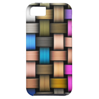 Intertwined abstract background iPhone 5 case