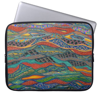 Intertwined Series Laptop Sleeve