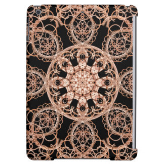 Intertwined Space Mandala Case For iPad Air