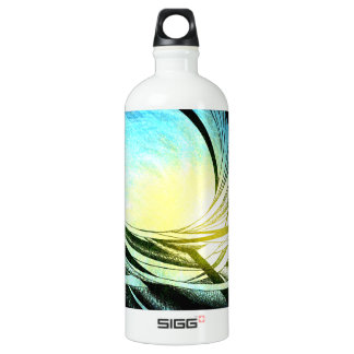 Interwoven Spacial Spiral - SIGG Water Bottle