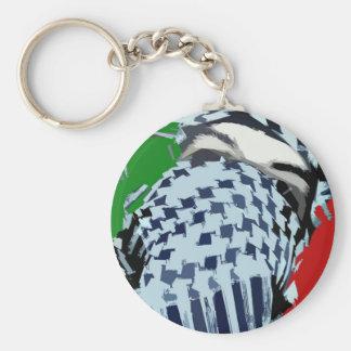 Intifada Palestine 87 Keychain