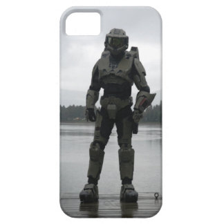 Intimidator On The Dock Phone Case
