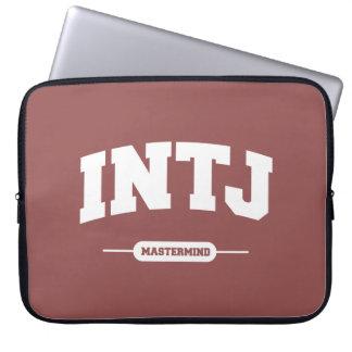 INTJ - Mastermind - University Style Laptop Computer Sleeves
