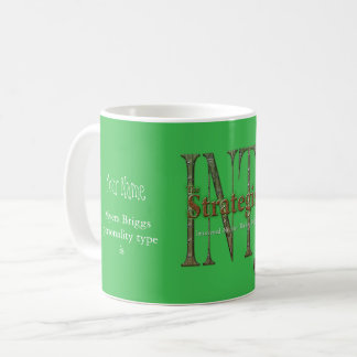 INTJ theStrategist Coffee Mug