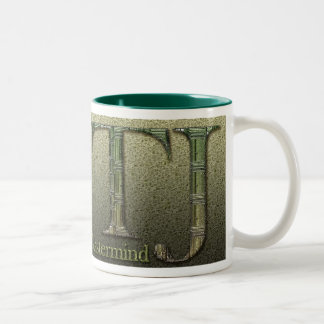 INTJmug Two-Tone Coffee Mug