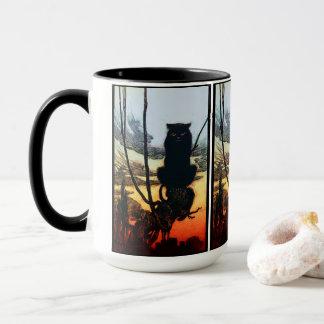 Into A Cat Mug