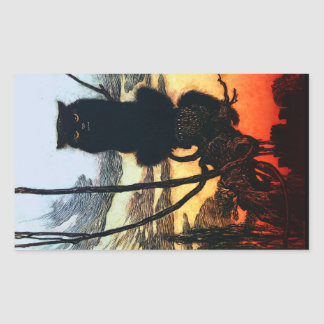 Into A Cat Sticker