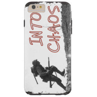 Into Chaos - Cell Phone Cover Tough iPhone 6 Plus Case