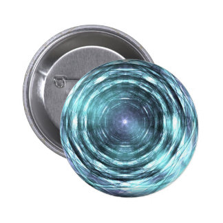 Into the black hole 2 inch round button