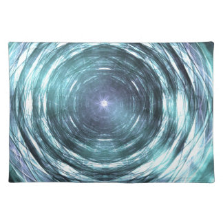 Into the black hole placemat